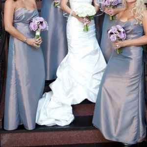 Alvina Valenta Bridesmaid Gown